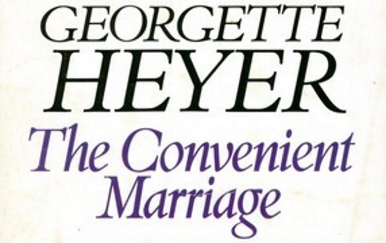 POLL: Best Heyer Marriage of Convenience Novel?