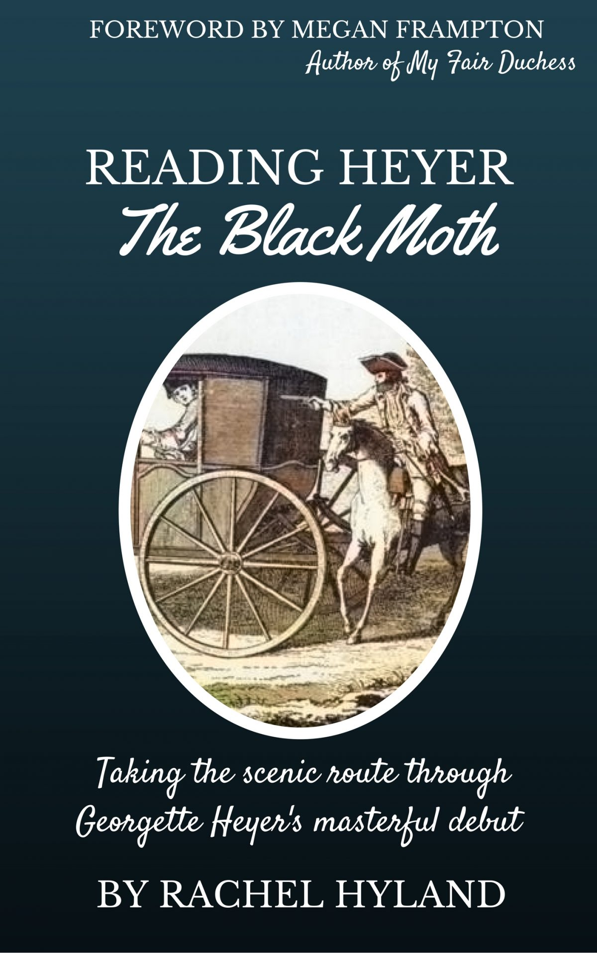 Reading Heyer: The Black Moth: Chapter XII