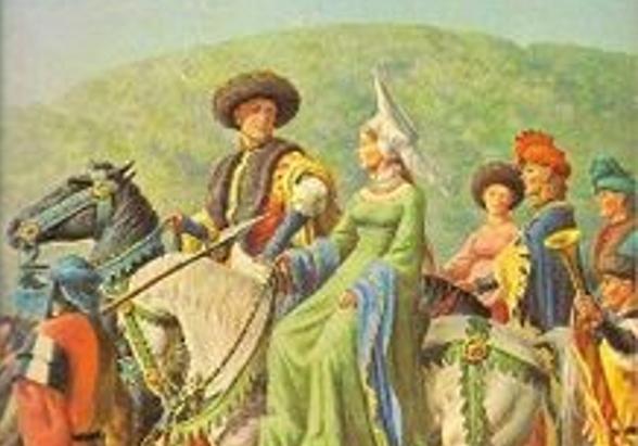 POLL: Best Heyer Historical Fiction Novel?