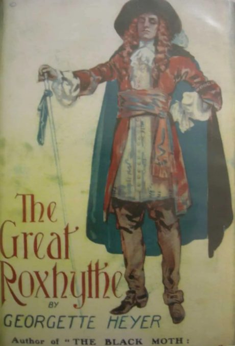 The Great Roxhythe Cover Gallery