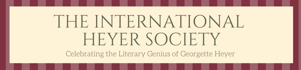 The International Heyer Society